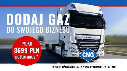 DAF CNG